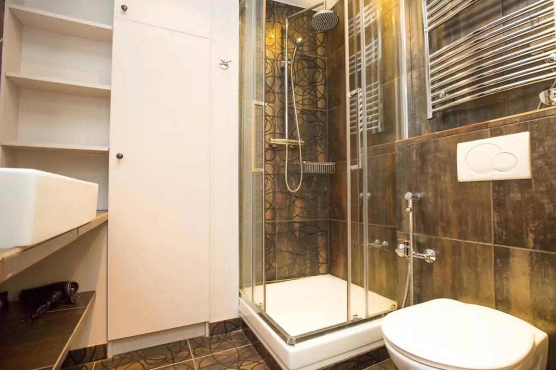 Exclusive penthouse in Paris