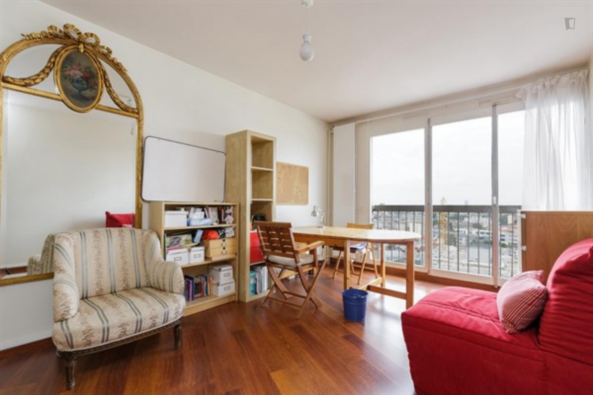 Perí - Fully equipped apartment in Paris