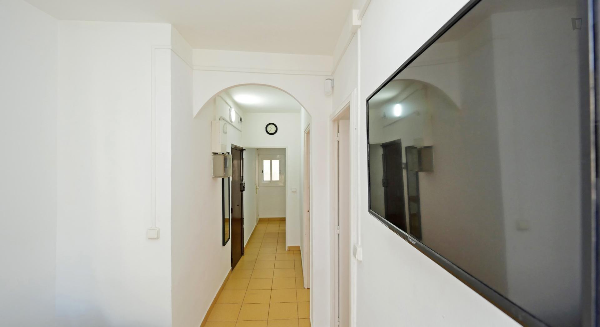 Ciutadella 2 - Single Ciutadella 2 - Dormitorio en piso en Barcelona in Barcelona