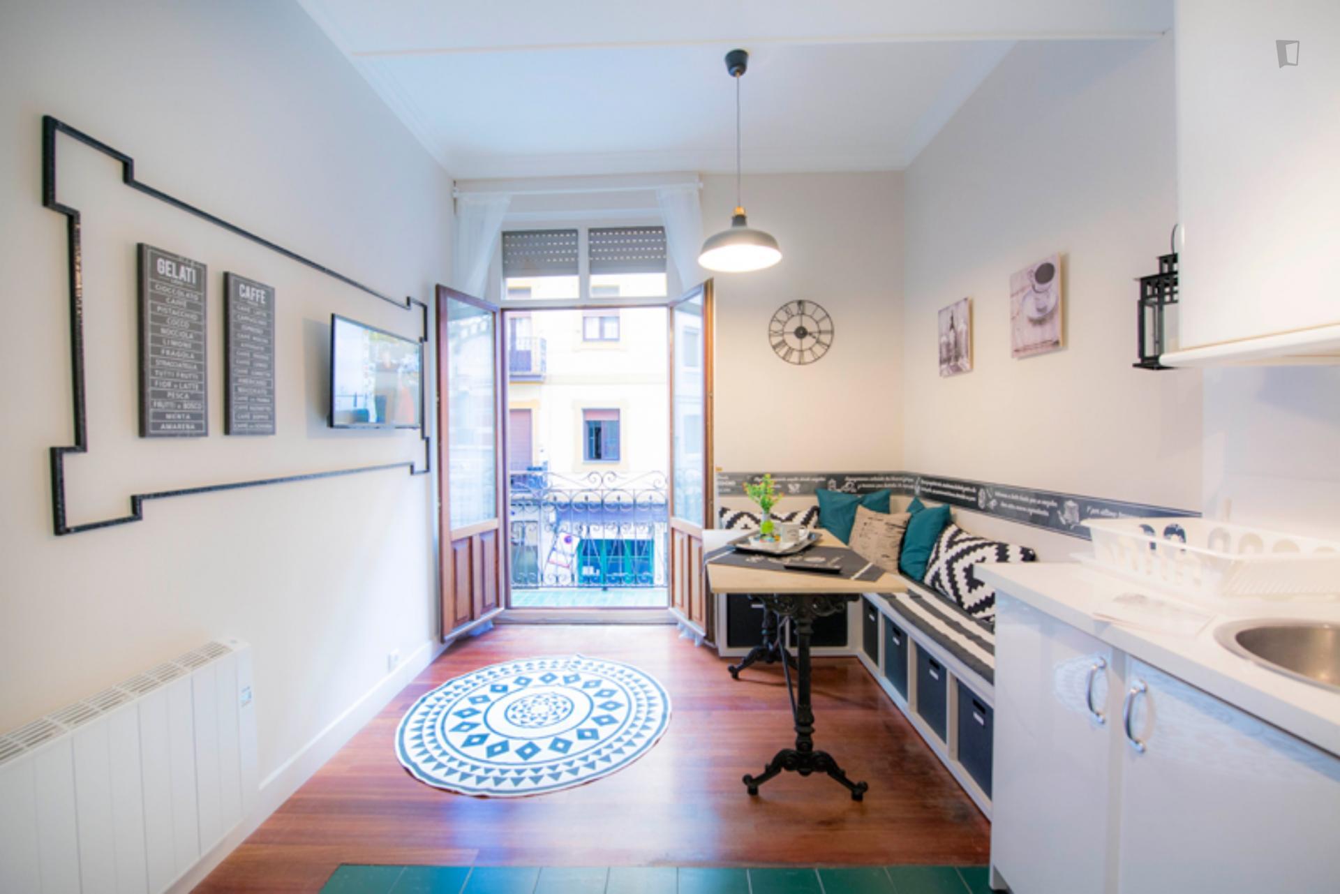 Kalea 17 - Apartamento bellamente ubicado en Bilbao