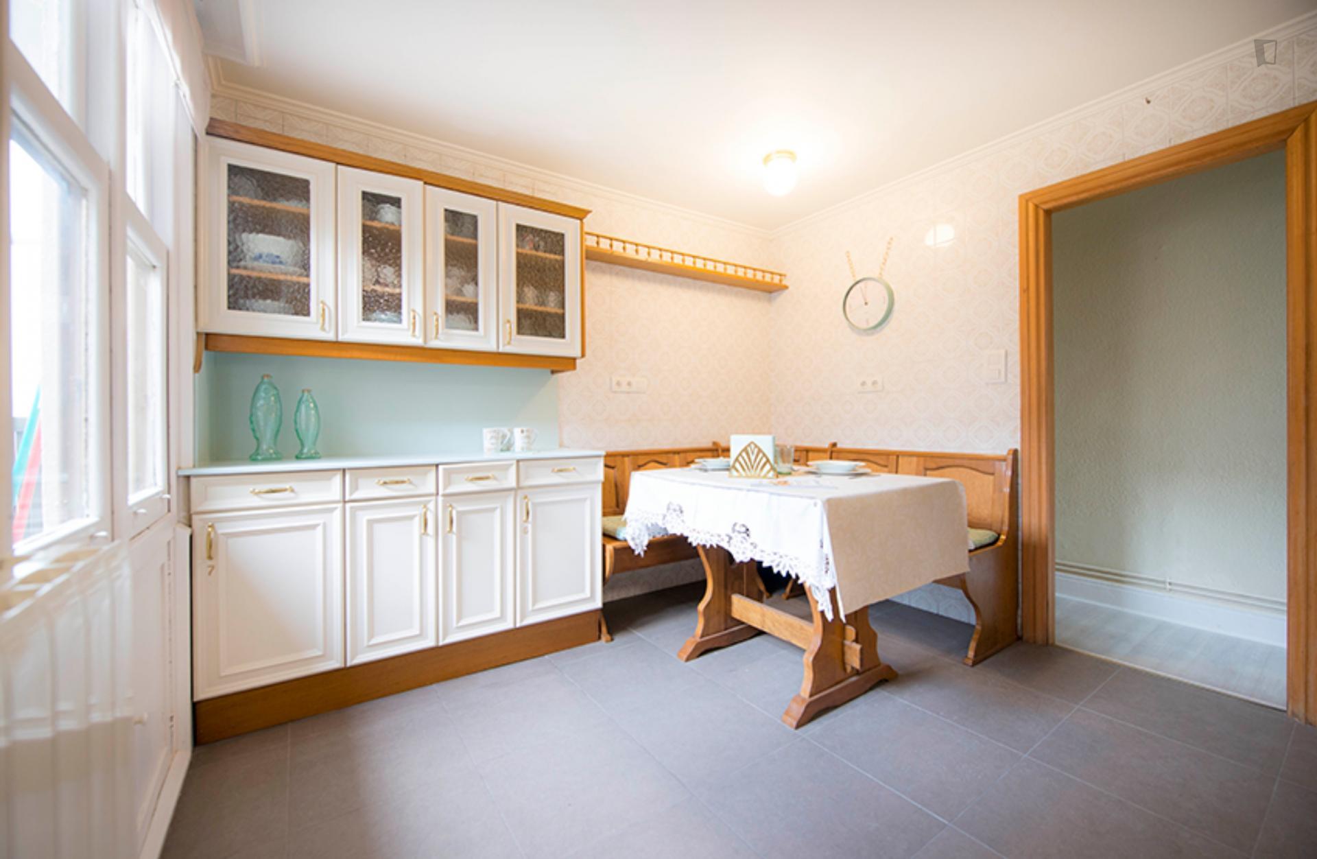 Indautxu - Habitación de diseño Bilbao