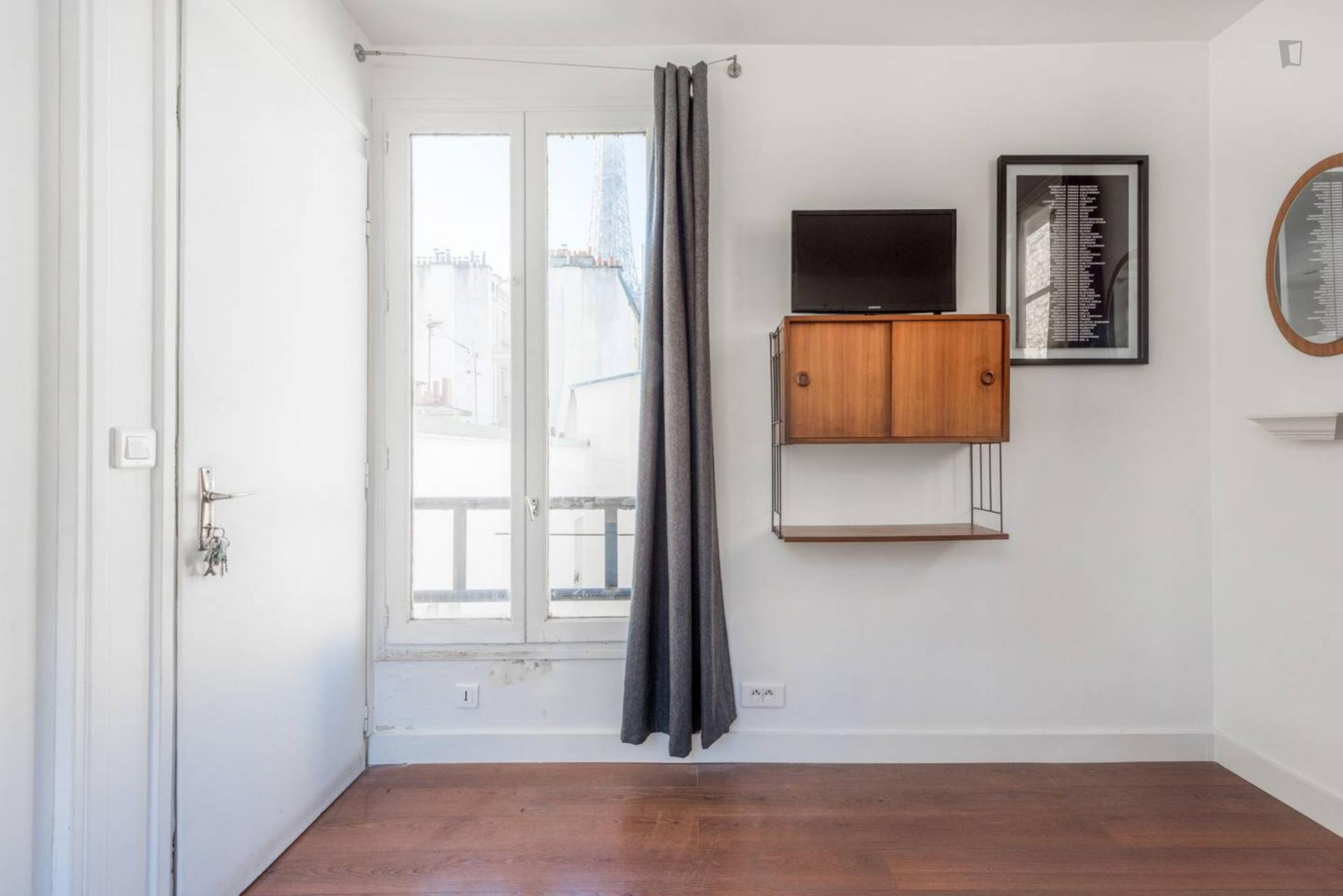 Montessuy - Studio in Paris with a view