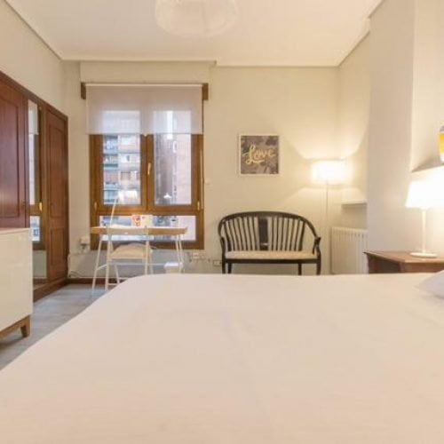 Kalea 14- Habitación luminosa y bonita Bilbao