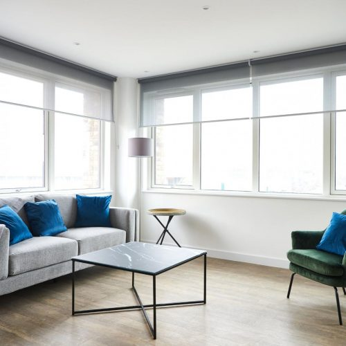 Maritime- Lovely Apartment with terrace in London