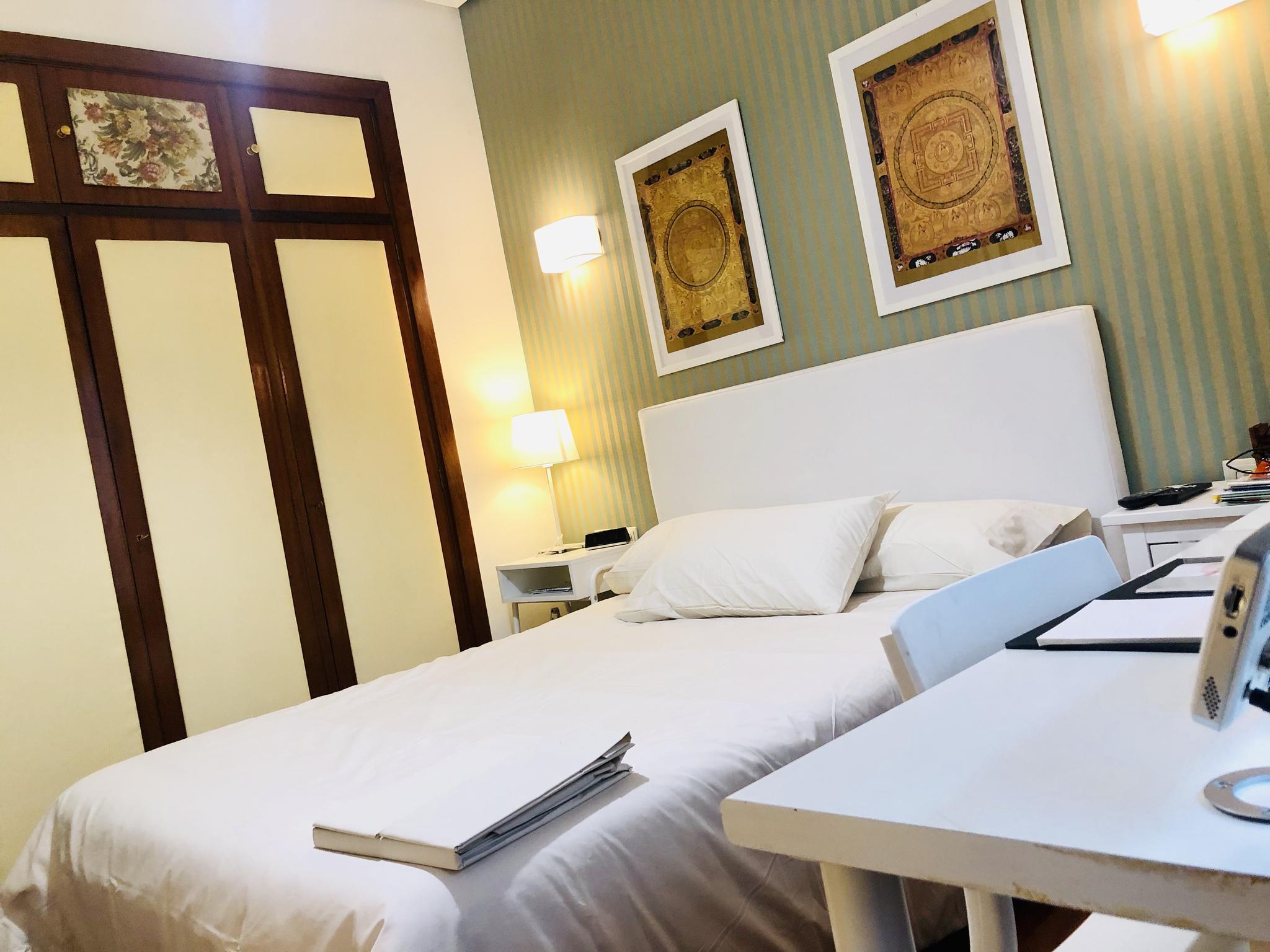 Heros Kalea- Spacious room with terrace in Bilbao