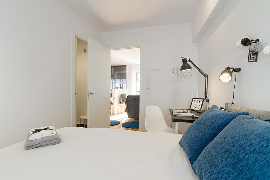 Kalea 4 - Furnished double bedroom in Bilbao