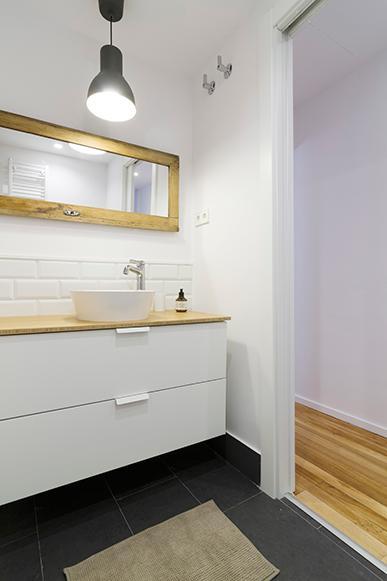 Kalea 4 - Habitación doble amueblada en Bilbao
