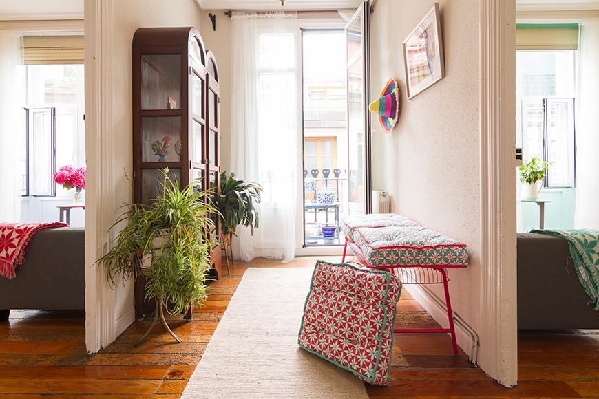 Dendarikale - Suite bedroom in Bilbao