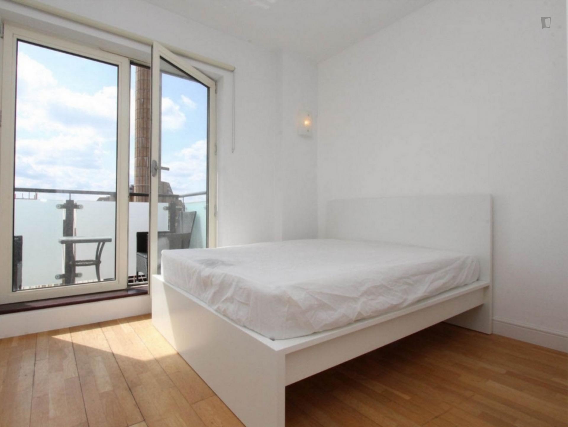 Katharine - Habitación con balcón en Londres