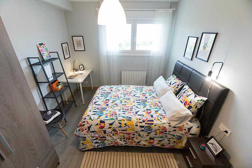 Arabella - Long bedroom shared flat Bilbao