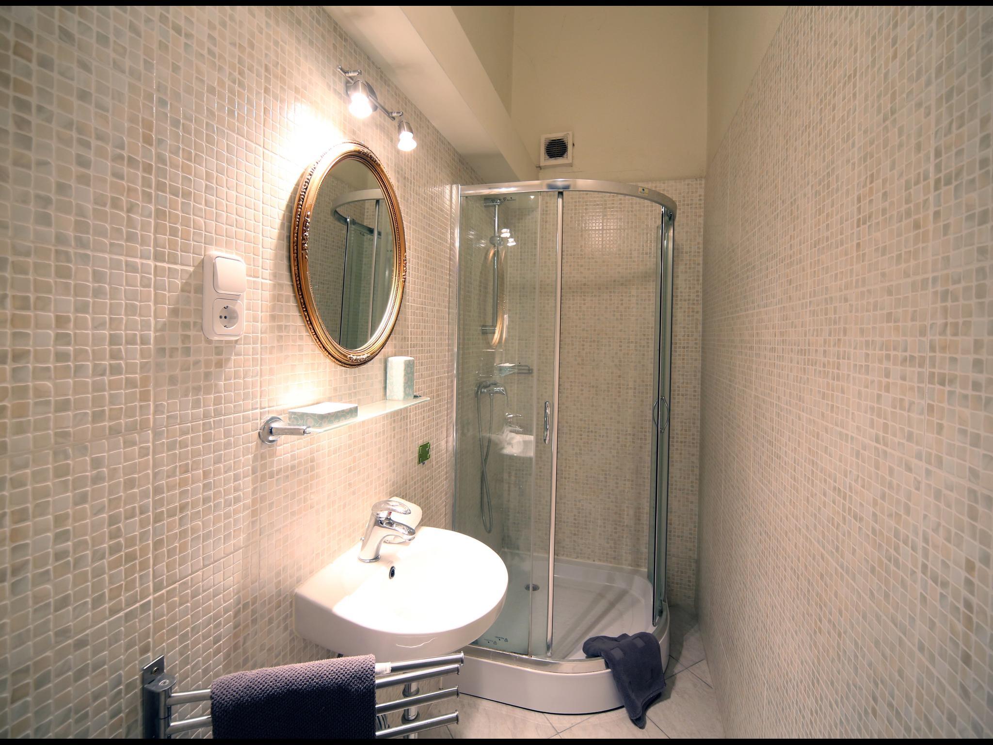 Bastya - 2 bedroom modern flat in Budapest