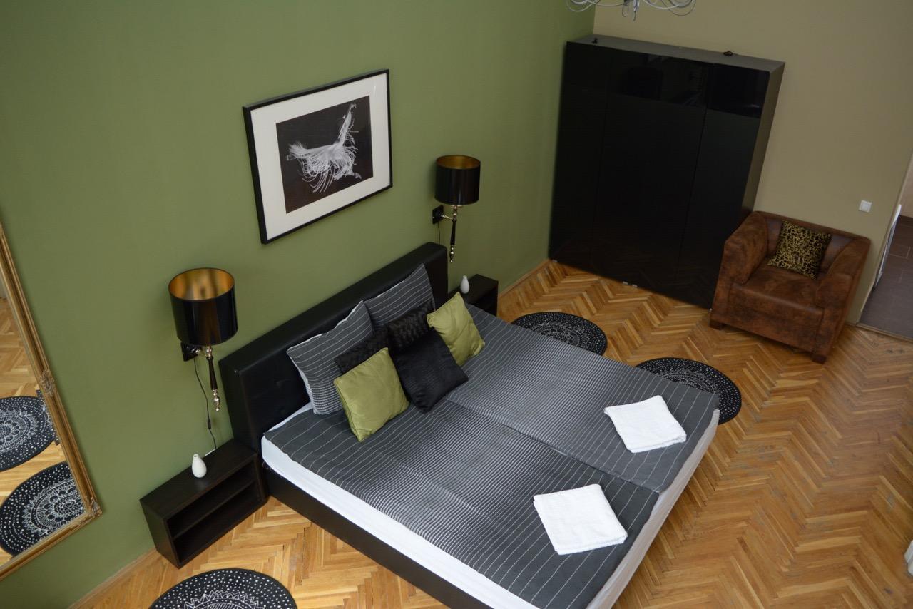 Andrassy - 3 Bedroom modern flat Budapest
