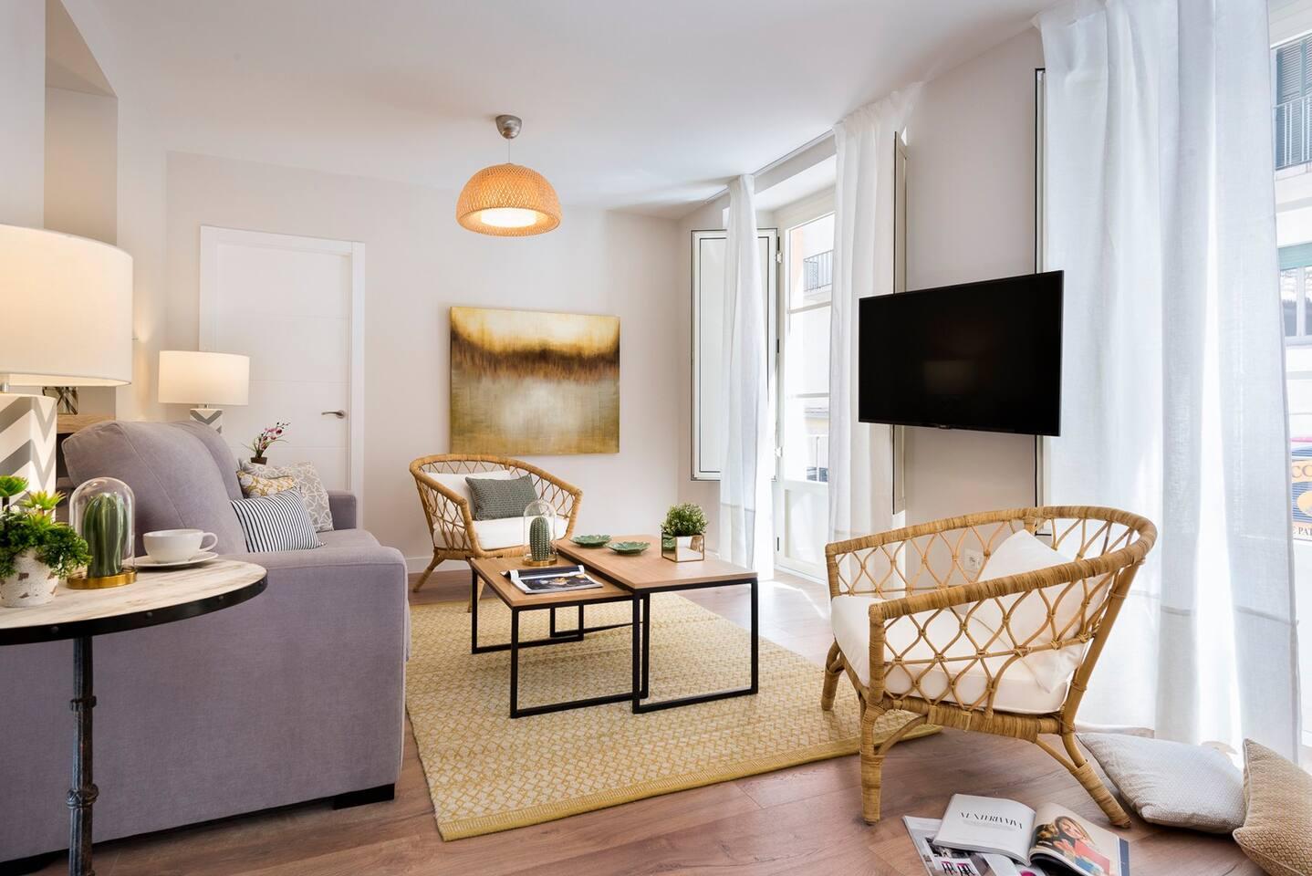 Caldereria 2 - Apartamento de lujo en Málaga