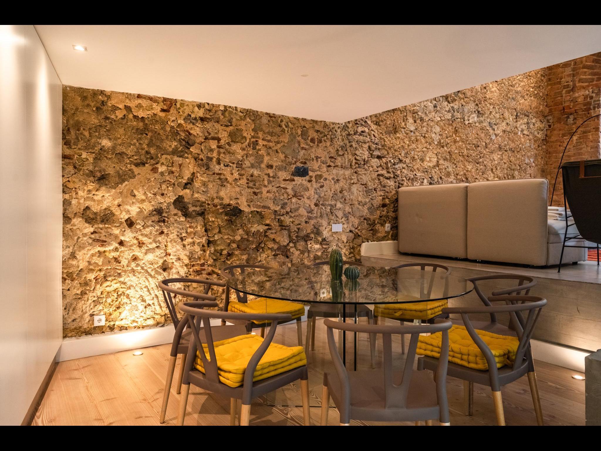 Saudade - Furnished luxury apartment in Lisbon