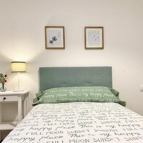 Ledesma 2 - Comfortable bedroom in Bilbao
