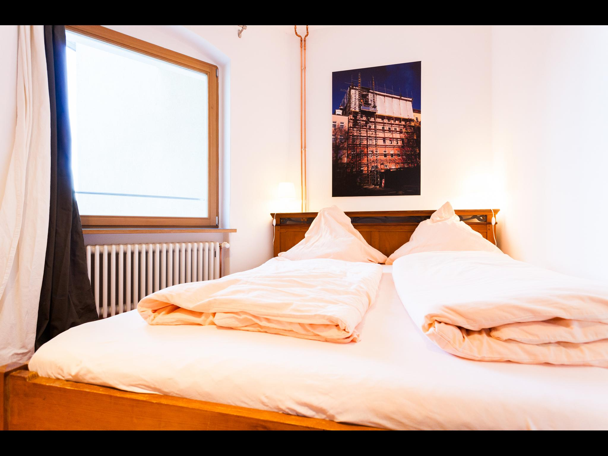 Perle - Luxury furnished apartment in Berlin