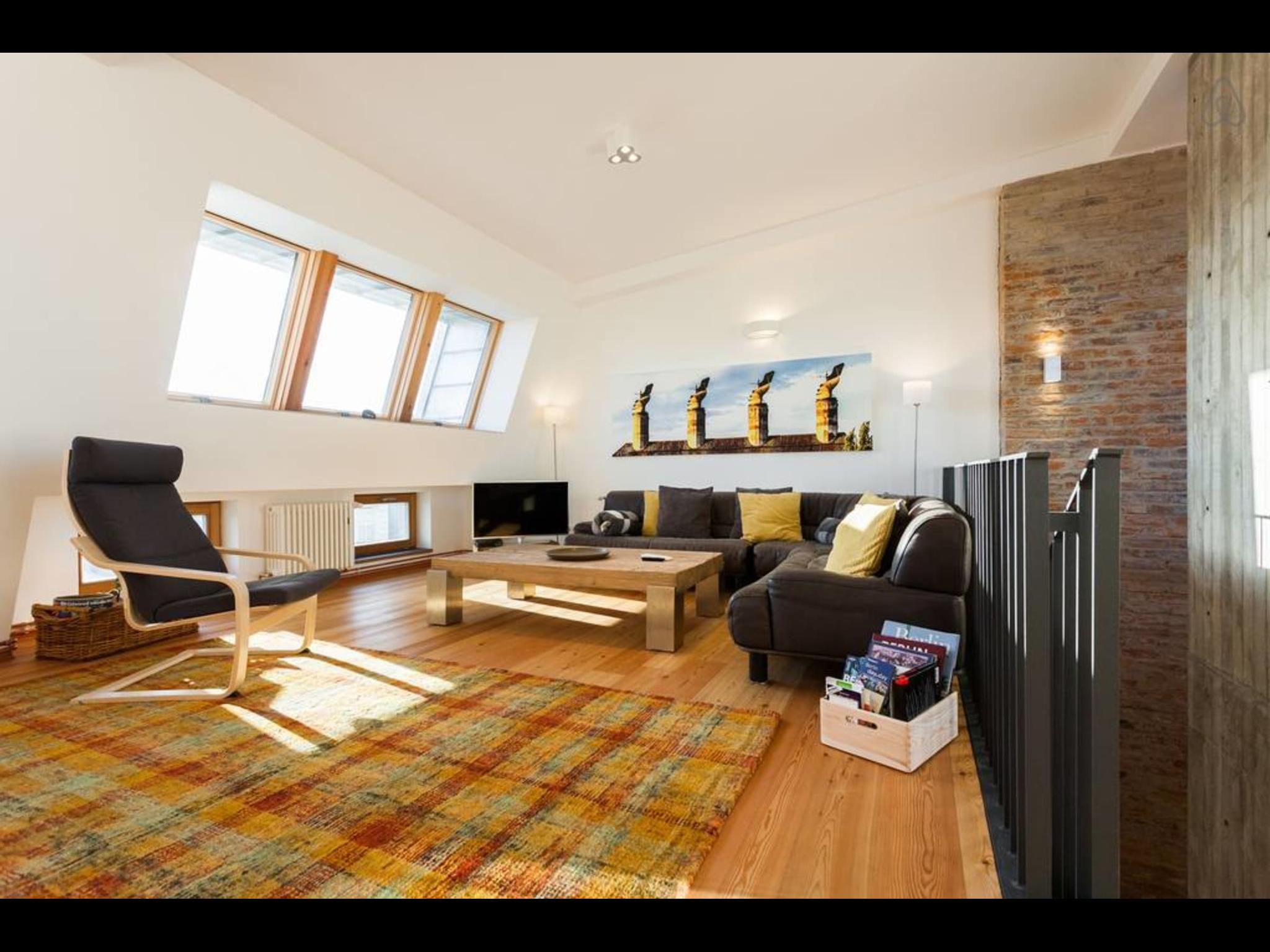 Perleberger - Luxury furnished apartment in Berlin