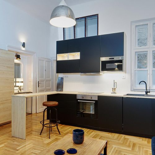 Szondi - 3 bedroom duplex in Budapest