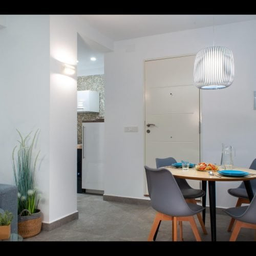 Cisneros 3 - Apartamento listo para entrar en Alicante
