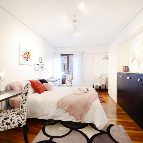 Exclusive room in a shared flat in Bilbao