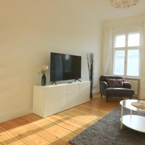 Bizet - Furnished apartment for expats in Berlin