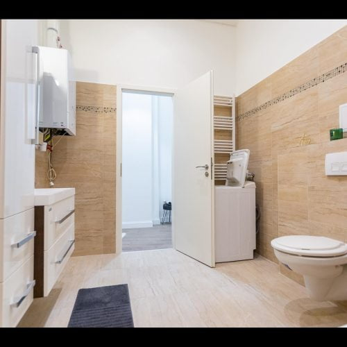 Wesselenyi - Bedroom for rent in Budapest