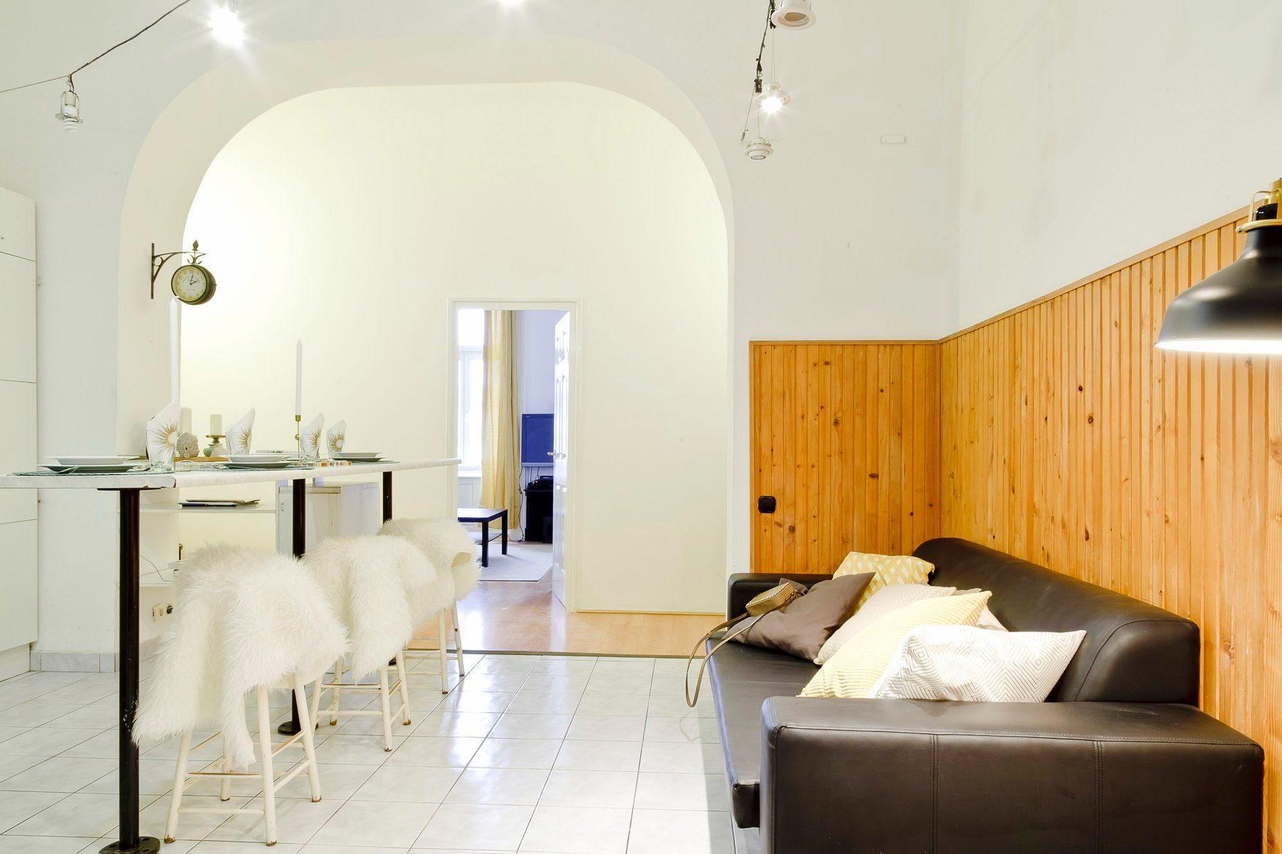 Harsfa - Private furnished room Budapest