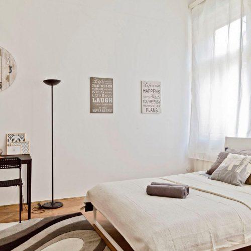 Rakoczi 3 - Private room in a flat in Budapest