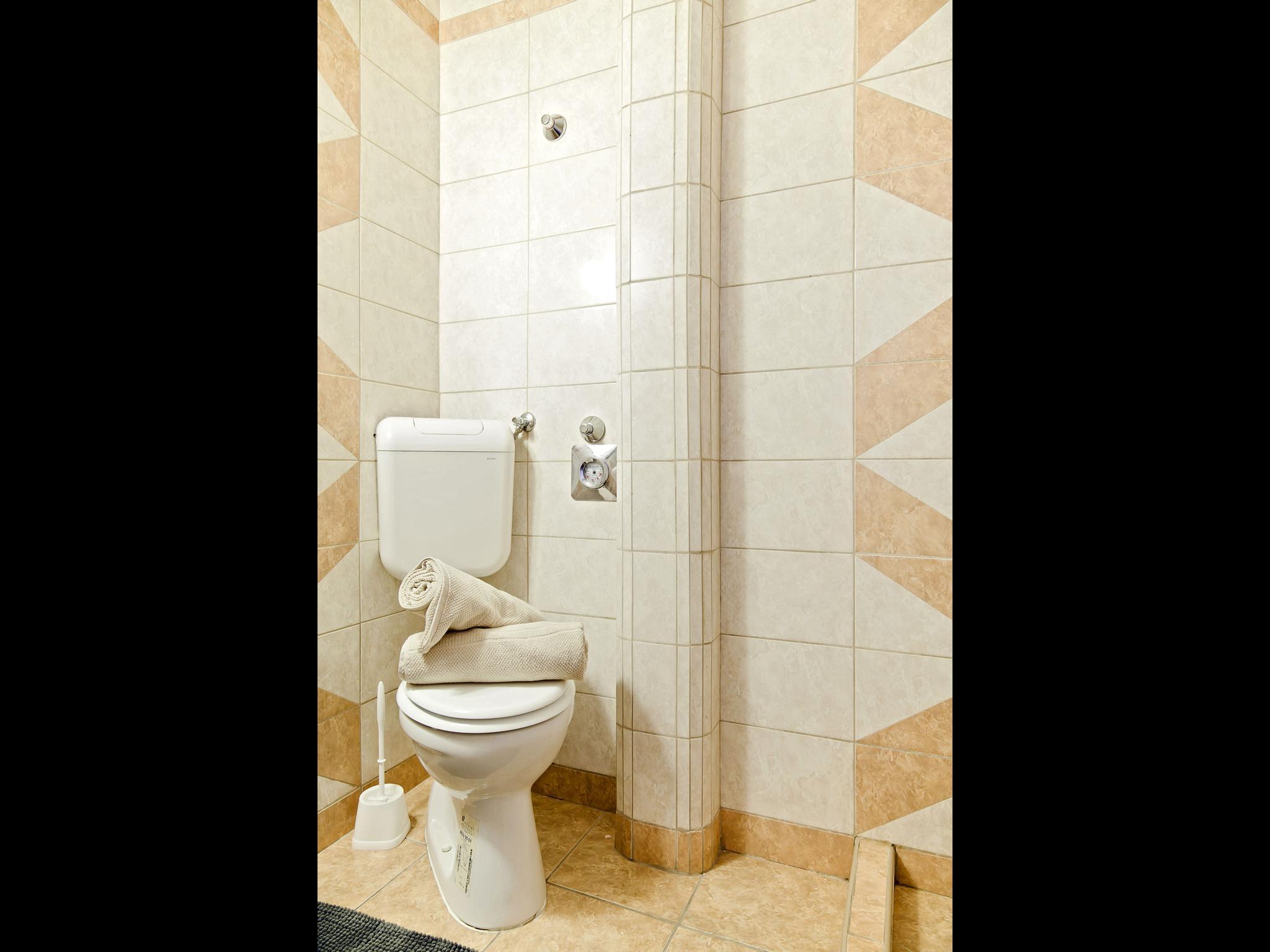 Rakoczi 2 - Private bedroom flat Budapest