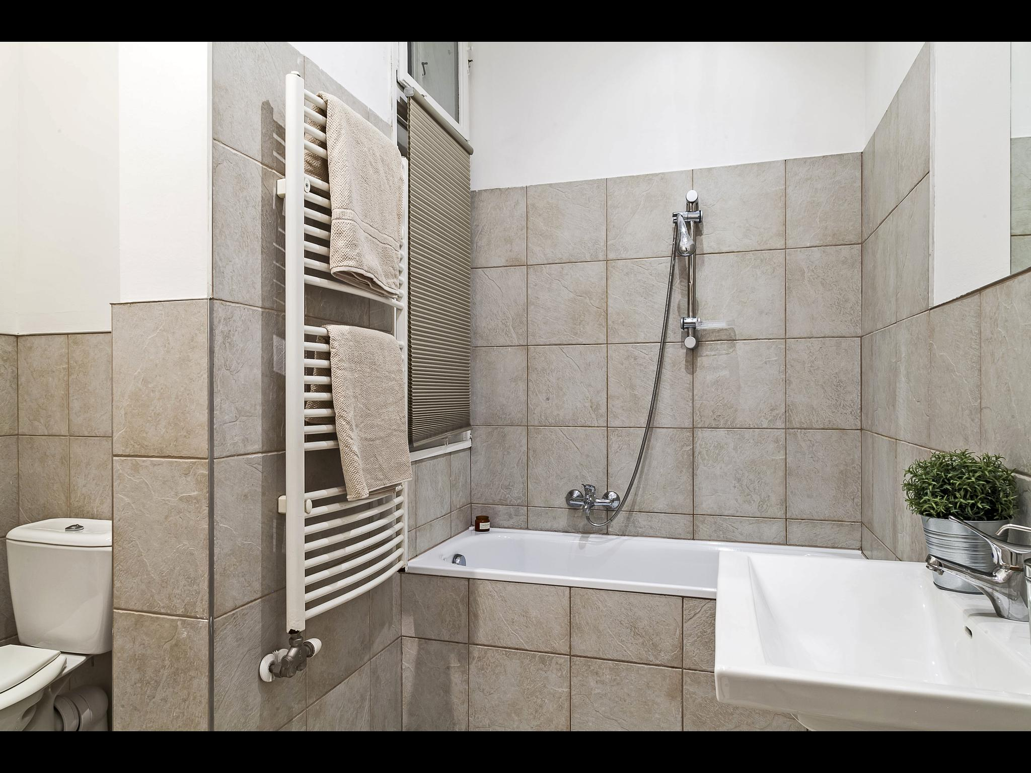 Nagymez 3 - Bedroom for rent in Budapest
