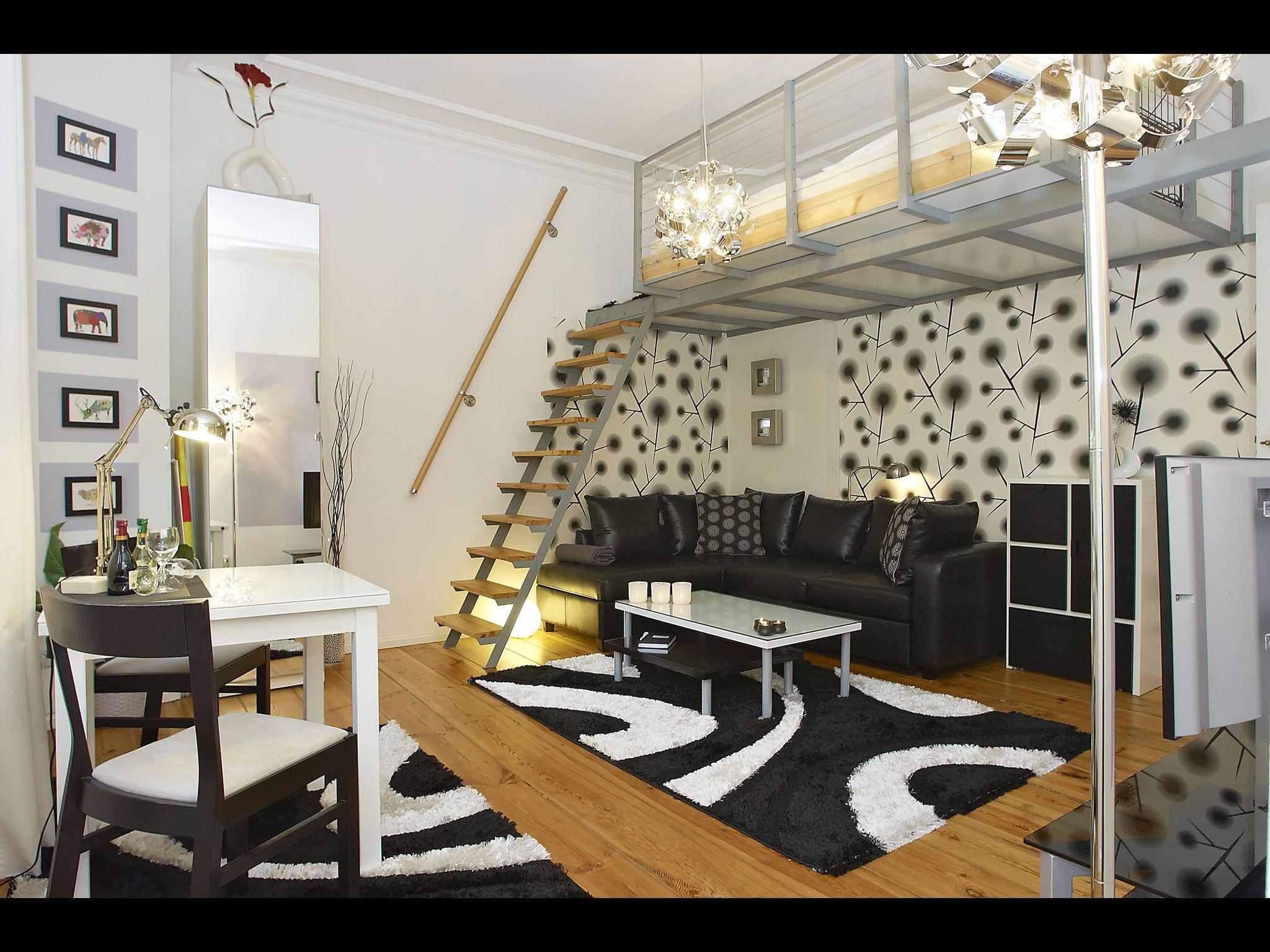 Urban 2 - Lovely studio in Berlin