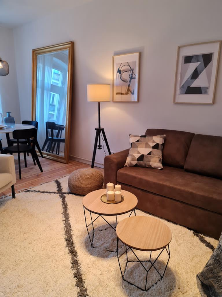 Feurig - Lovely and centrally located flat in Berlin