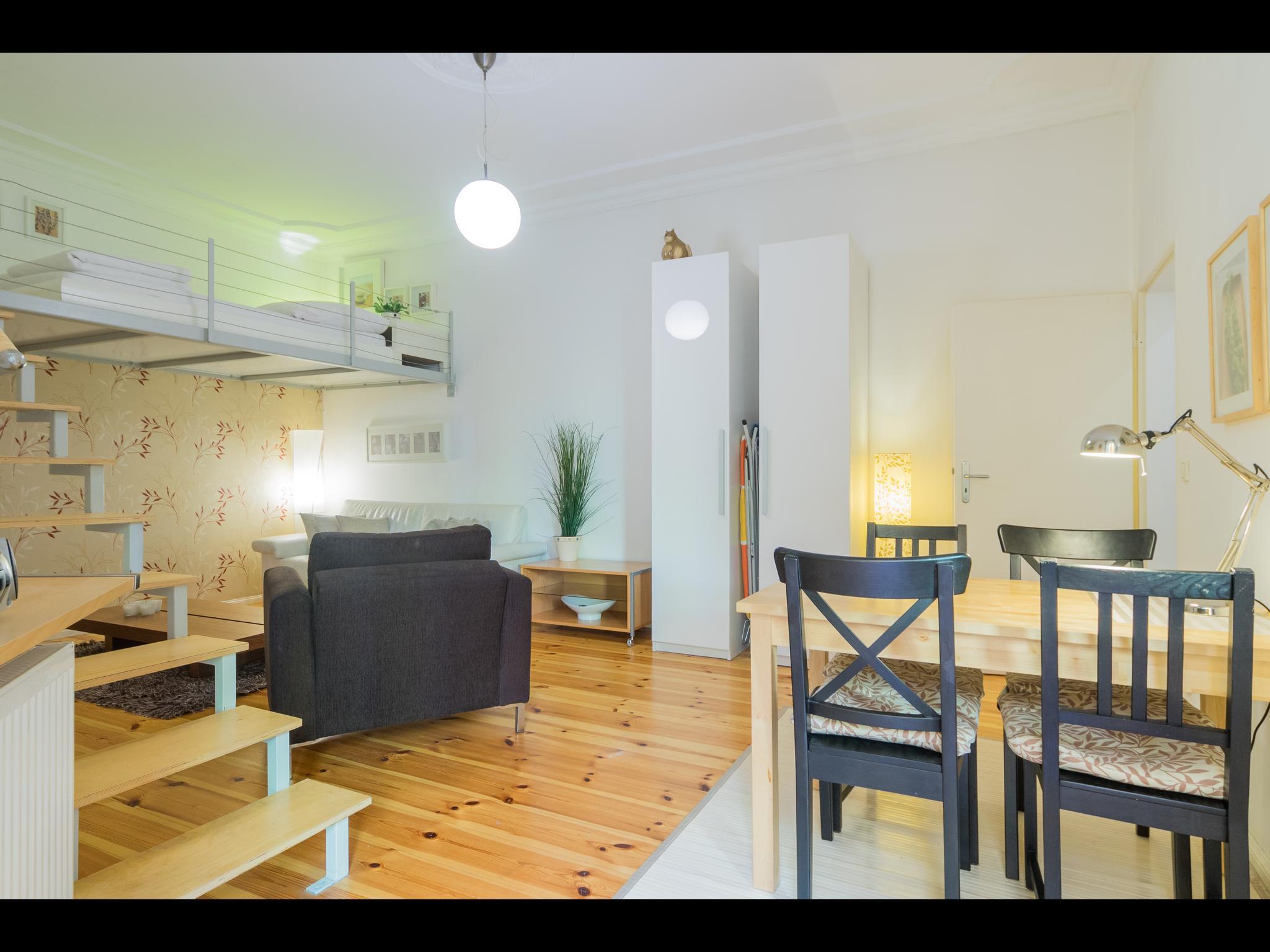 Urban - Entry ready studio in Berlin