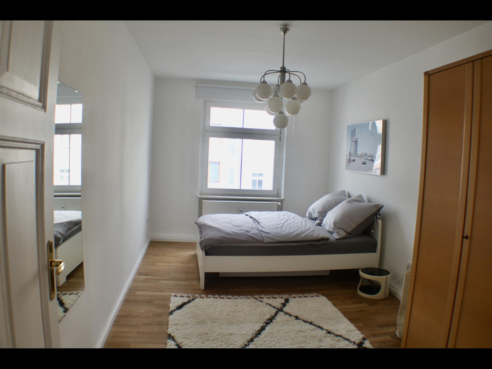 Zion - Entry ready apartment in Berlin