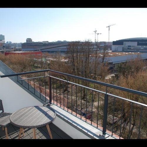 Helsingforser - Exclusive apartment with terrace in Berlin