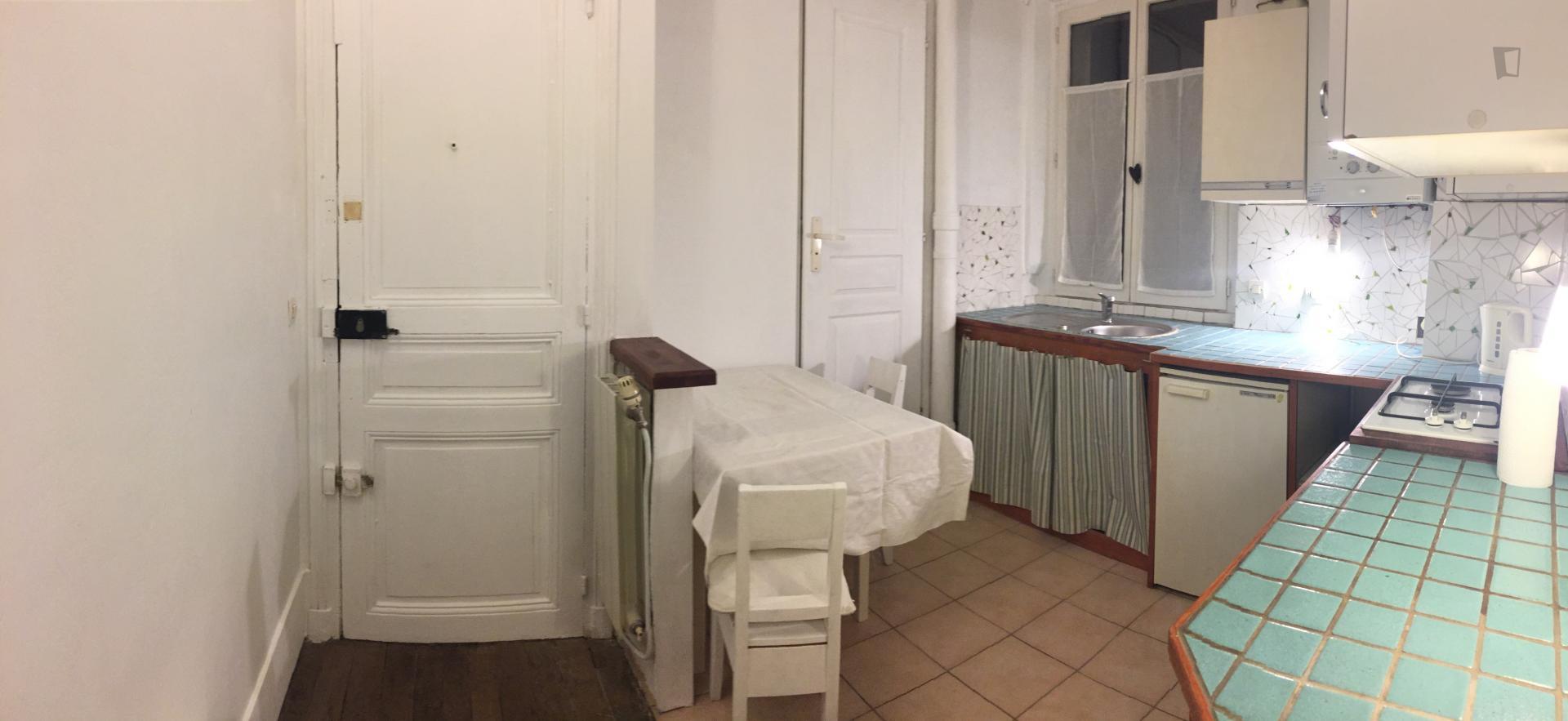Gergovie - Apartamento listo para entrar en París