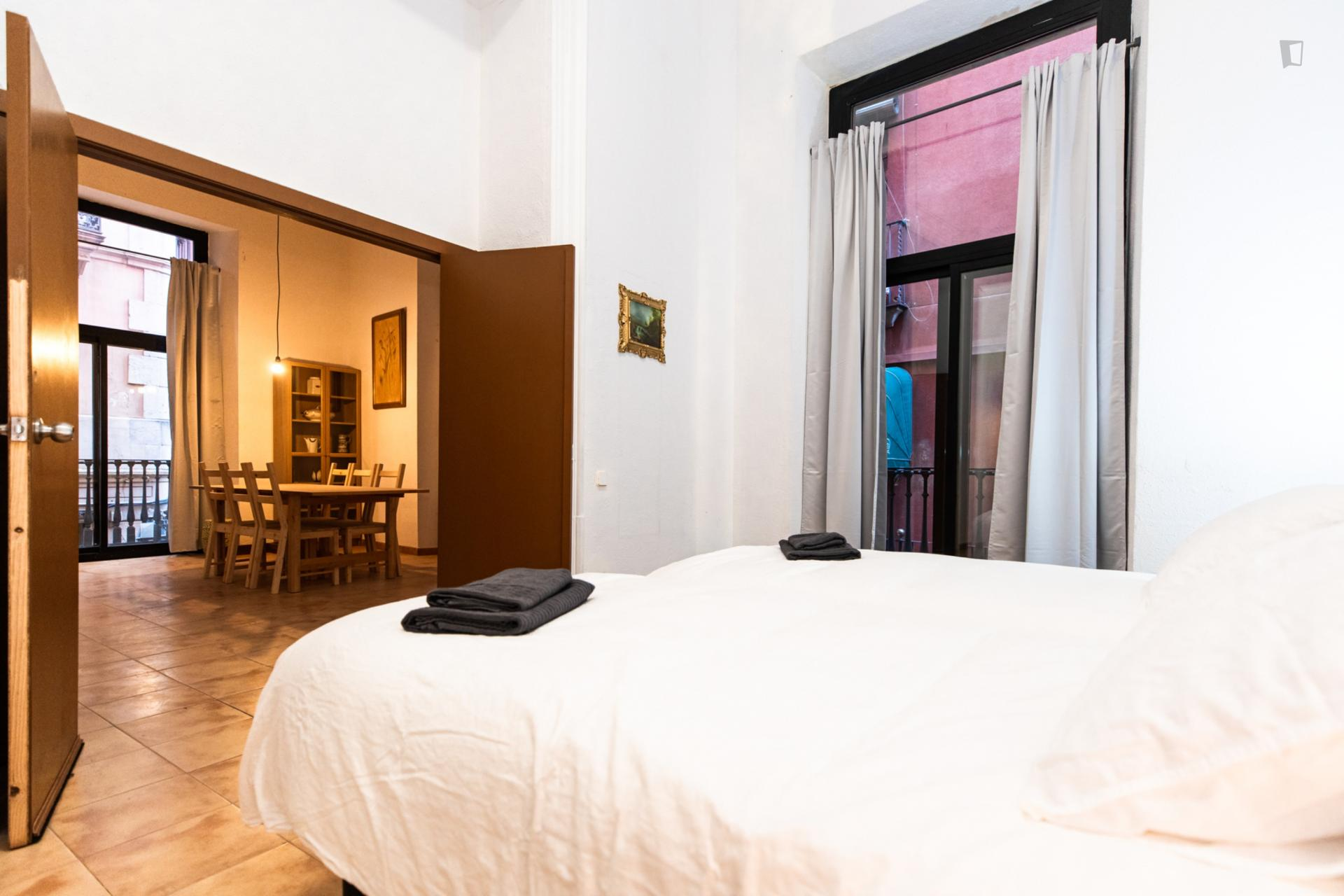 Fransesc - Entry ready flat in Barcelona