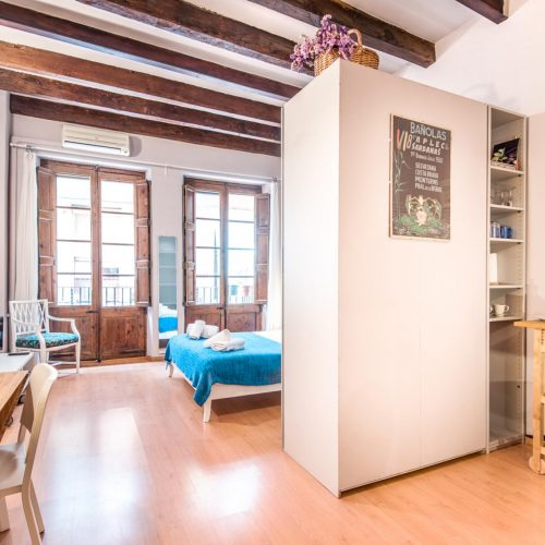 Nautica - High quality studio in Barcelona