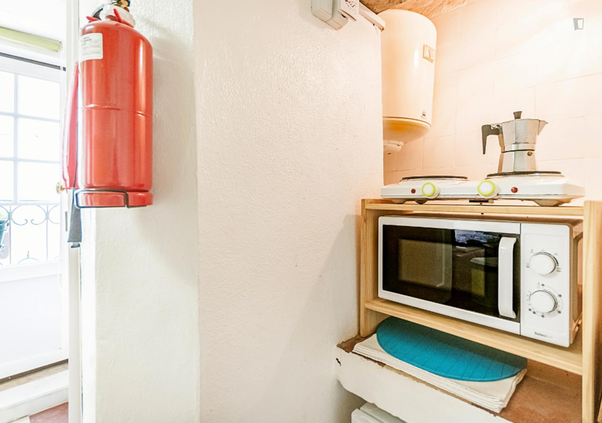 Melo- Historic 1 bedroom apartment in Lisbon
