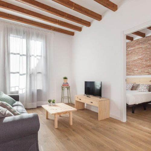 Paloma - Entry ready apartment in Barcelona for expats