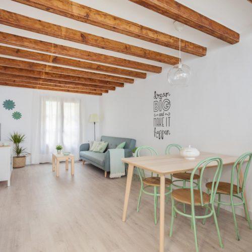 Paloma 2 - Piso reformado para expats en Barcelona