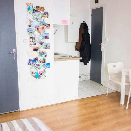 Lecourbe - Estudio luminoso en París