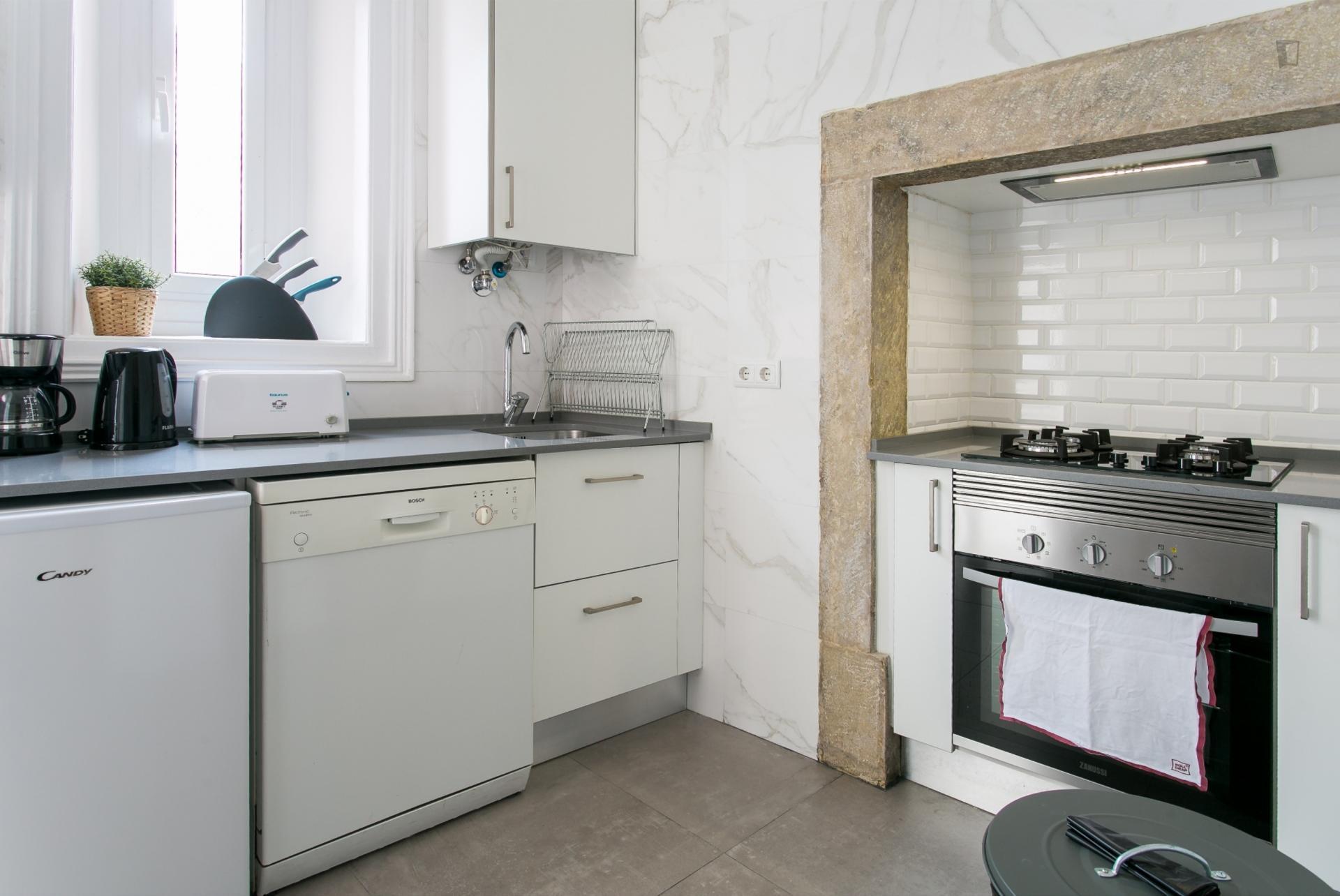 Antão- 3 Bedroom apartment Lisbon