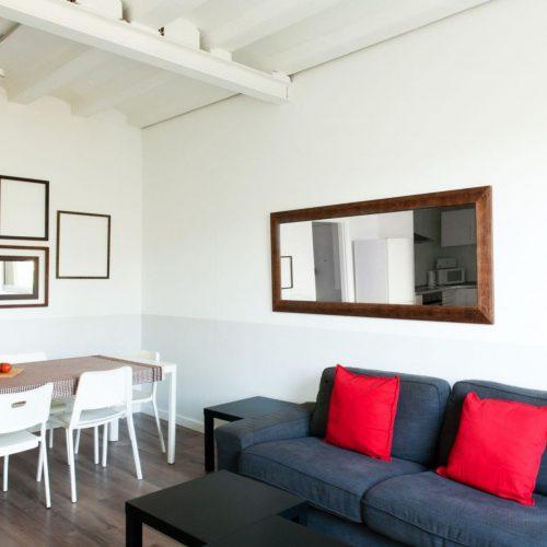 Raval - Entry ready rental in Barcelona
