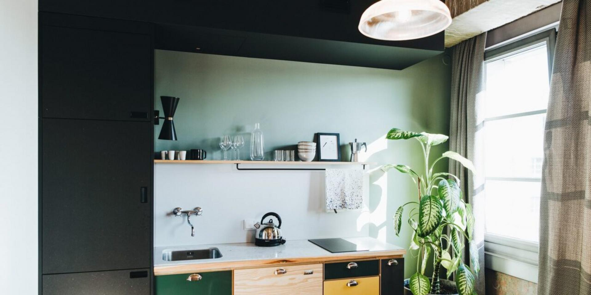 Warschau - Furnished studio in Berlin for expats