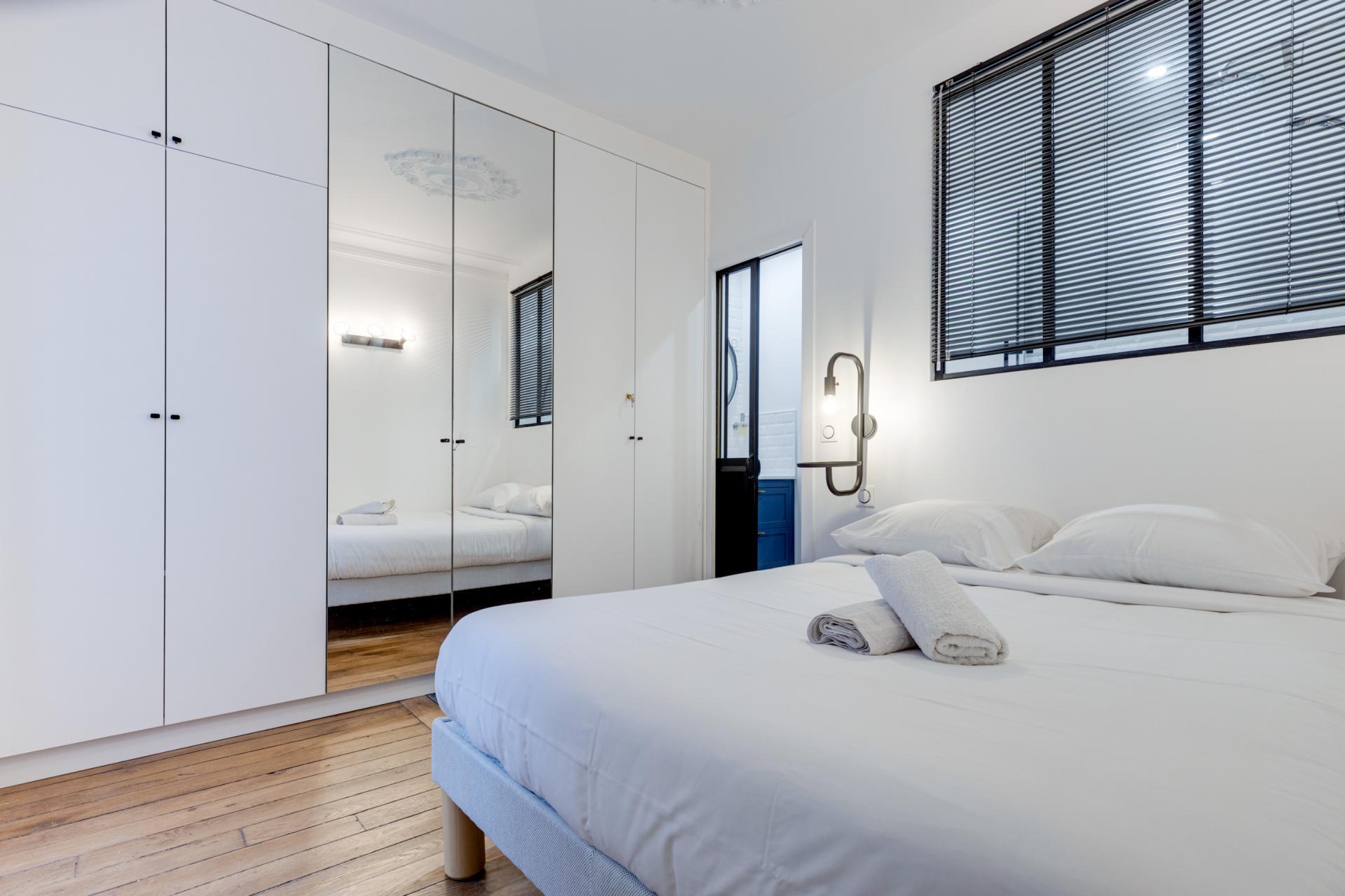 Tardieu - Precioso apartamento amueblado en París