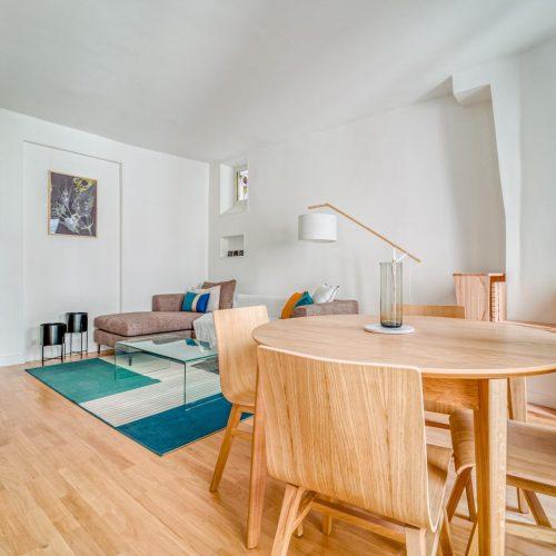 Legendre - Apartamento moderno en París