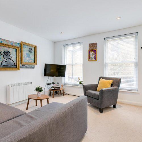 Shoreditch - Apartamento de 2 dormitorios Londres