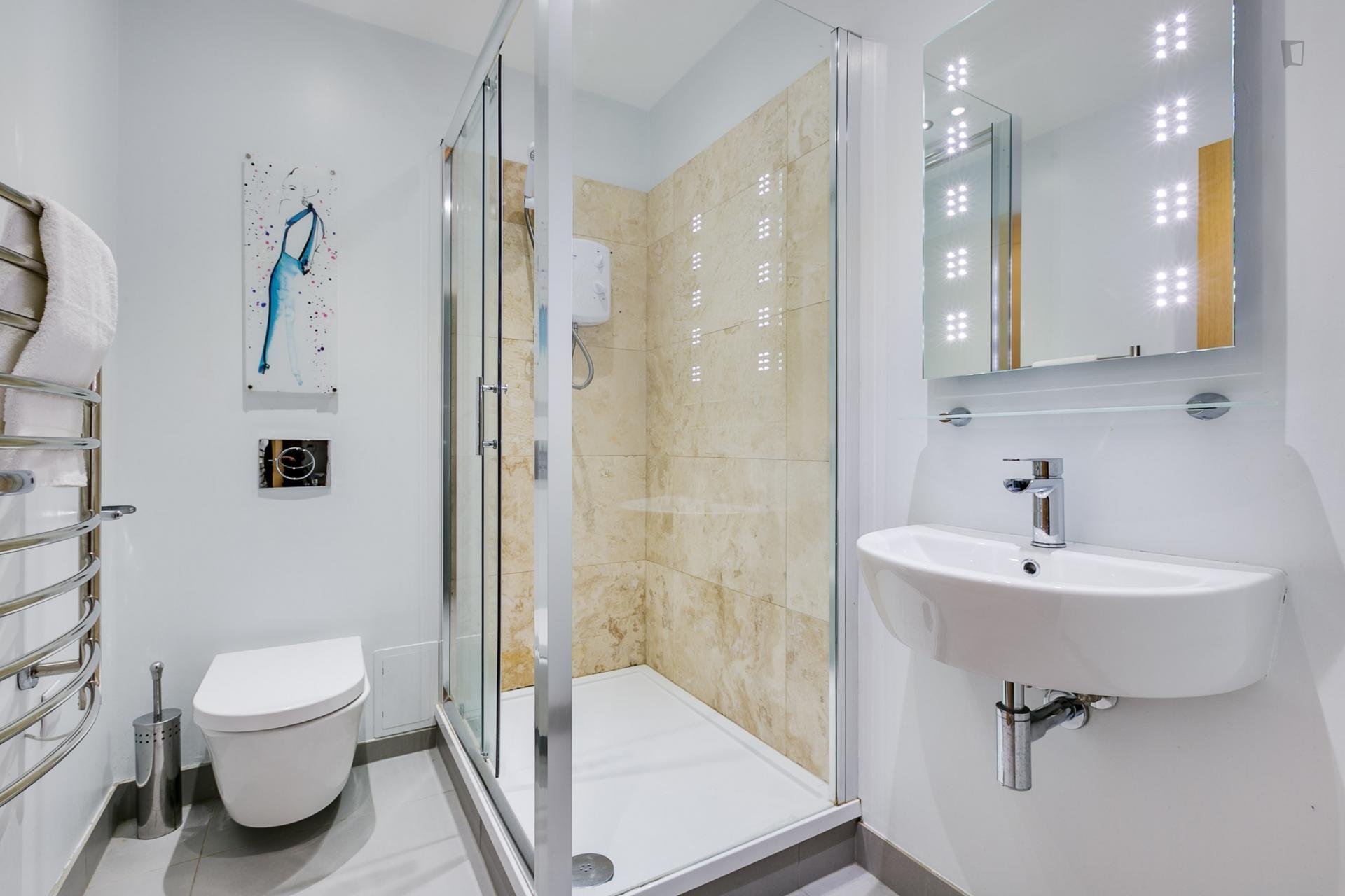 Shoreditch 2 - Piso de dos dormitorios en Londres