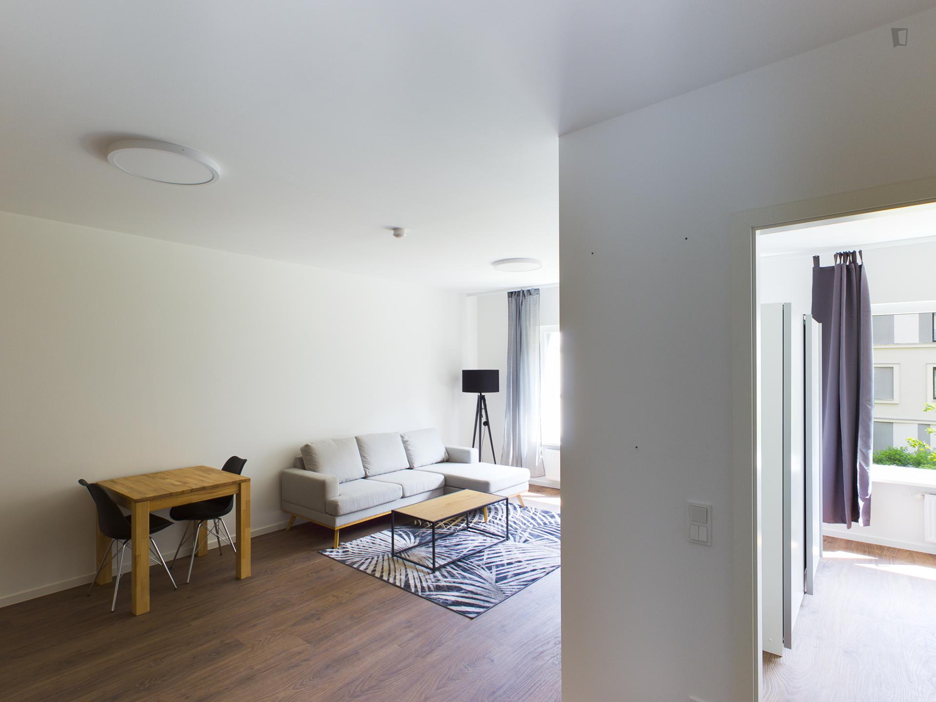 Fritz - Entry ready apartment in Berlin